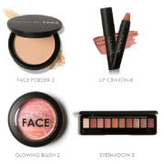 FOCALLURE-8Pcs-Cosmetics-Makeup-Set-Powder-Eye-Makeup-Eyebrow-Pencil-Volume-Mascara-Sexy-Lipstick-Blusher-Tool (2)