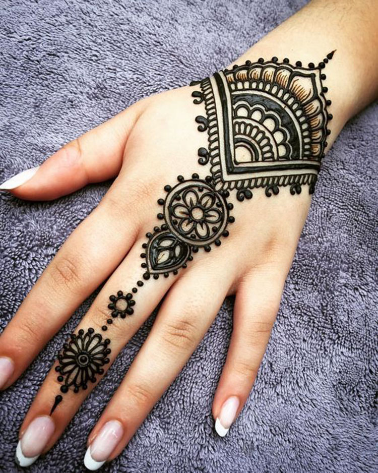 Black Brown Red White Henna Cones Indian Henna Tattoo Paste For